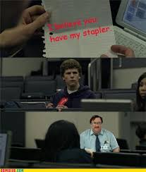 Office Space Stapler Meme - memebase office space page 4 all your memes in our base