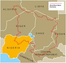 Chad Map War News Updates Is The Government Of Chad Secretly Backing Boko