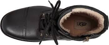 ugg kilmer lace up leather ugg s kilmer lace up boot ebay
