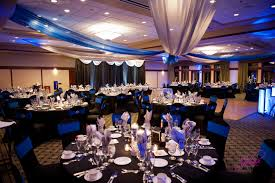 Silver Chair Covers Silver Royal Blue And Black Wedding Spandex Chair Covers