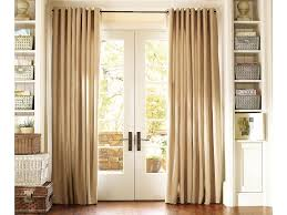 fashionable sliding glass door curtains design ideas and decor