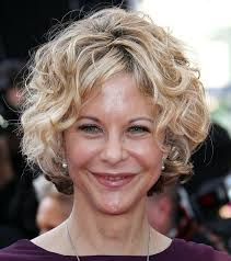 short messy curly bob hairstyles for women over 60 cute women