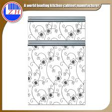 Acrylic Panels Cabinet Doors High Gloss Kitchen Cabinet Customized Kitchen Cabinets Sliding