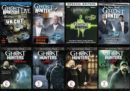 more ghosts exclusive ghost hunters dvds sets u0026 merchandise