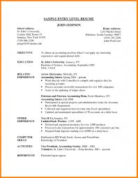 cashier resume template 5 entry level accounting resume sles cashier resumes resume