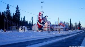 santa claus house north pole ak north pole alaska and santa clause house fairbanks ak life in usa