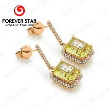 earring design alibaba express top selling products 2017 light weight simple gold