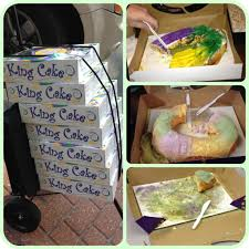 new orleans mardi gras king cake culture gonola