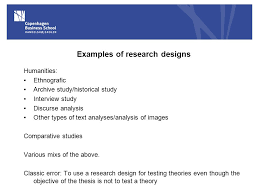 research design thesis example today u0027s programme teaching forms from choice of topic to research