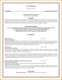 Resume Samples In Usa by Administrative Support Resume Best Personal Assistant Resume