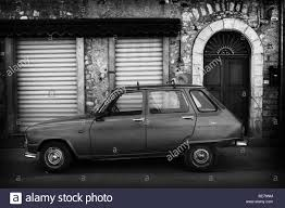 old renault old renault calabria italy stock photo royalty free image