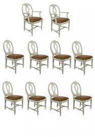 swedish interiors by eleish van breems the swedish floor set of 10 eleish van breems swedish guatav dining chairs w