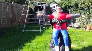 spirit halloween sumo wrestler inflatable grim reaper exclusive entertainment dg95 youtube
