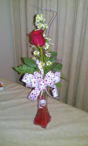 Flower Decoration For Valentine S Day these cute little numbers would look adorable with any kind of