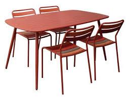Walmart Canada Patio Furniture by Sunjoy Seaside Laser Cut Galvanized Steel Table Patio Furniture