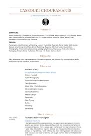 Resume Samples For Designers by Fashion Designer Resume Samples Visualcv Resume Samples Database