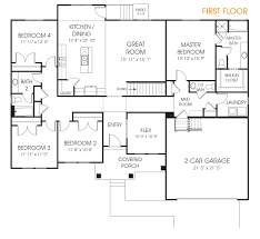 landon homes floor plans landon first floor 072017 edgehomes