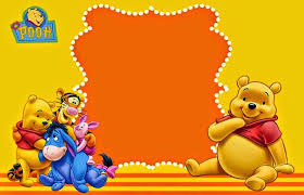 pooh bear birthday cards winnie pooh party free printable