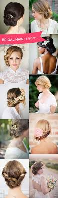 wedding hairstyles step by step instructions the charm of chignons the simplest wedding hairstyle onefabday com