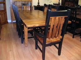 Pine Dining Chair Pine Dining Room Chairs Rustic Tables Rustic Dining Table Rustic