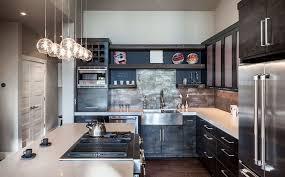 Houzz Black Kitchen Cabinets Stunning Black Kitchen Designs