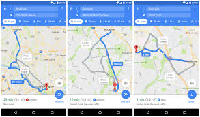 Goog Map Google Maps Will Be Soon Showing Parking Availability Data