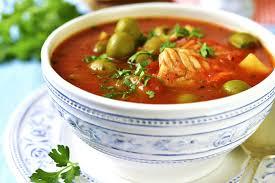 cuisine morue recette ragoût de morue à la grecque