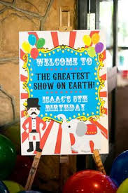 circus carnival birthday party ideas circus party carnival