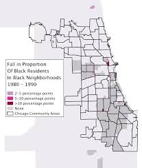 Neighborhoods In Chicago Map by The Changing Rules Of Segregation In Chicago Or A Chinatown