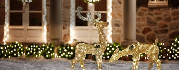 outdoor decorations that make your whole house shine