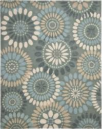 Floral Area Rug Safavieh Jardin Grey U0026 Blue Floral Area Rug U0026 Reviews Wayfair