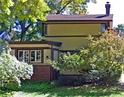 Frank Lloyd Wright Style Home Plans by Frank Lloyd Wright U0027s Usonian Style George Sturges House To Be Sold
