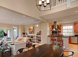 l shaped open floor plan 5 efficient kitchen layouts for your new home