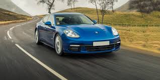 porsche hatchback 4 door porsche panamera review carwow