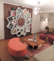 unique bookshelves unique bookshelves for your home the owner builder network