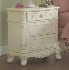 Night Tables Homelegance Cinderella Night Stand 1386 4