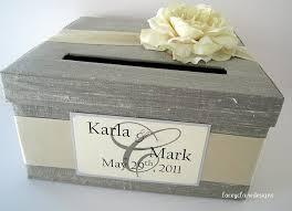 wedding money box grey wedding card box wedding card boxes popsugar smart living