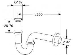 Kitchen Sink Waste Pipe Bathroom Sink Drain Pipe Size Visionexchange Co