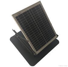 solar attic vent fan solar attic exhaust fans twinpa garage ceiling fan roof mounted 1300