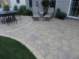 Flagstone Pavers Patio Flagstone And Steppers Rockford Il Benson Co