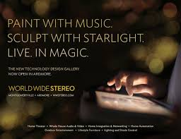 starlight home theater world wide stereo opens highly anticipated showroom in ardmore