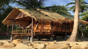 castaway beach bungalows srithanu thailand youtube