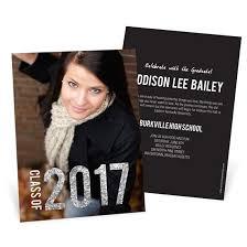 grad announcement cards graduation announcement cards all black graduation announcements