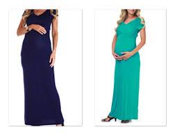 photo maternity maxi dress for image