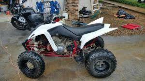 2007 yamaha raptor 450 motorcycles for sale