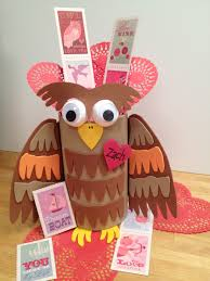 mailbox craft owl s mailbox kid s s crafts smoothfoam