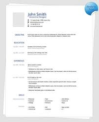 One Job Resume Templates by 65 Best Creative Resume Templates Images On Pinterest Resume