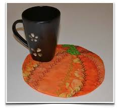 117 best mug rugs mini quilts images on