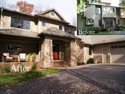 Split Level House Design Wonderful Remodel House Exterior Split Level Exterior Makeover