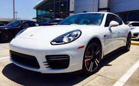 white porsche red interior 2014 porsche panamera gts exhaust start up and in depth review